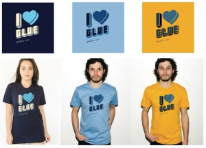 glueshirt 300x216 Glue   Adaptive Blues Product Based Social Network