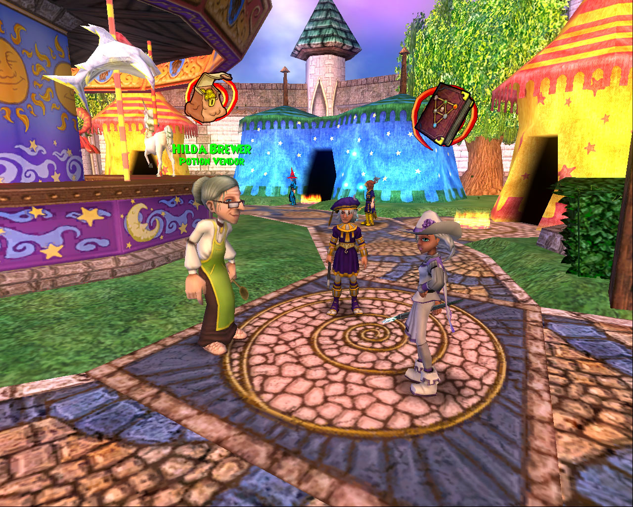 wizard 101 wizard game