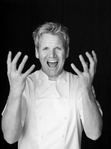 HELL'S KITCHEN: Chef Gordon Ramsay turns up the heat in Season 6 of HELL'S KITCHEN premiering Tuesday, July 21 (8:00-10:00 PM ET/PT) on FOX.  ©2009 Fox Broadcasting Co. Cr: Brian Bowen Smith/FOX