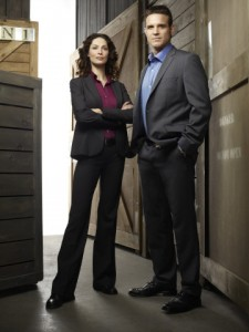 warehouse133 225x300 SyFys Warehouse 13   TV Review