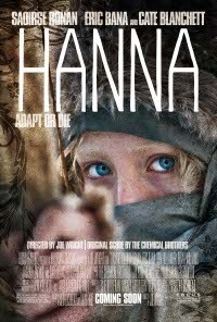 Hanna Movie Review &#8211; Plus Incredible Artist Illustrations, Clips, And More