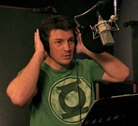 Nathan Fillion Talks About His Own Hal Jordan In Green Lantern: Emerald Knights