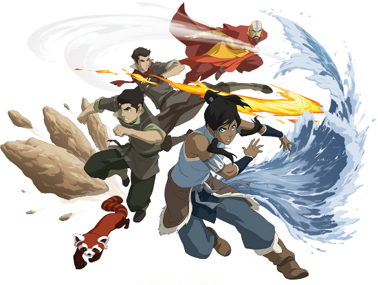 legend of korra 4 The Legend Of Korra Review
