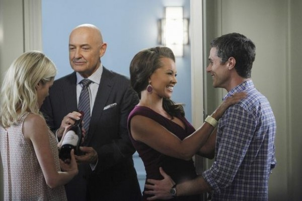 (ABC/PATRICK HARBRON) RACHAEL TAYLOR, TERRY O'QUINN, VANESSA WILLIAMS, DAVE ANNABLE