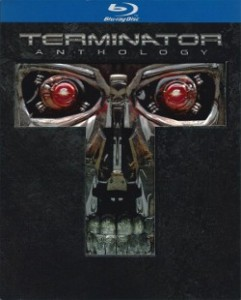 Terminator Anthology Blu-Ray