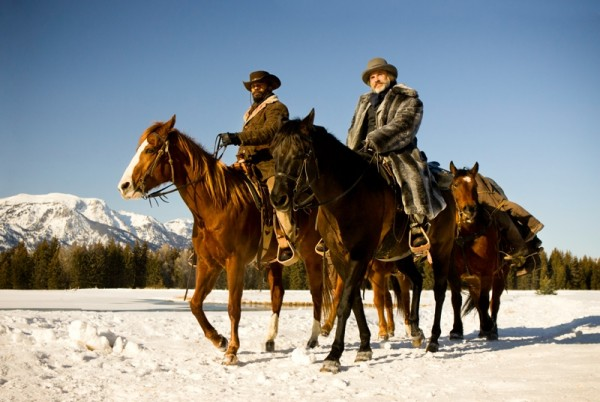 DJANGO3 529 600x402 RU? Instant Reaction Review Podcast Ep. 41   Django Unchained And Not Really Promised Land