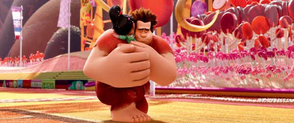 wreck it ralph 2 600x251 Wreck It Ralph Blu Ray Review