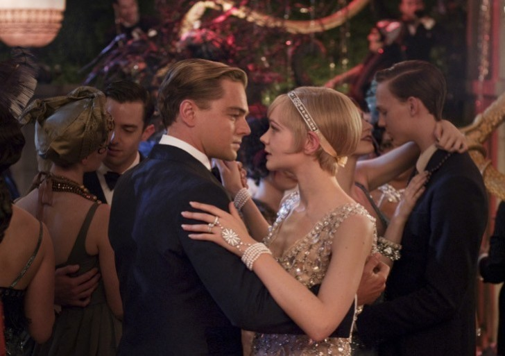 The Great Gatsby Images Feature Opulence, Style, And Serious Expressions
