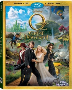Oz Box Art 243x300 Oz The Great And Powerful Hits June 11th With Plenty Of Bonuses