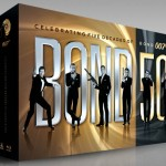 Bond 50 Blu-Ray Collection Set For September 25th Release