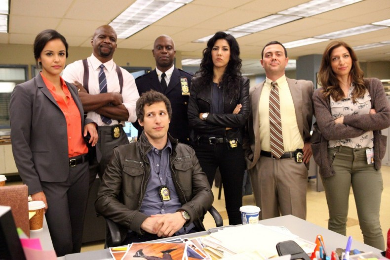BROOKLYN NINE-NINE Review Cr: Beth Dubber/FOX