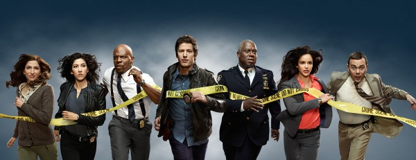 BROOKLYN NINE-NINE FOX