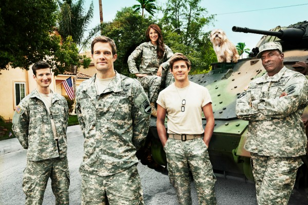 enlisted fox tv group 600x400 FOX Fall Schedule 2013 Preview With Trailers And Images