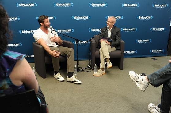Hugh Jackman Kicks Off Entertainment Weekly's SiriusXM Town Hall May 28th – Catch A Glimpse Now