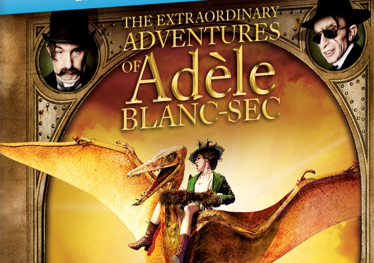 The Extraordinary Adventures Of Adle Blanc-Sec Comes Home August 13th