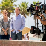 Behind The Scenes At FOX – February 2013 – Touch, The Following, New Girl, And More