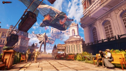 Fourth Bioshock: Infinite   Were We Too Quick To Yell GOTY?