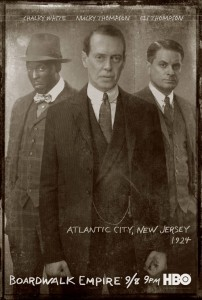 boardwalk empire S4 poster