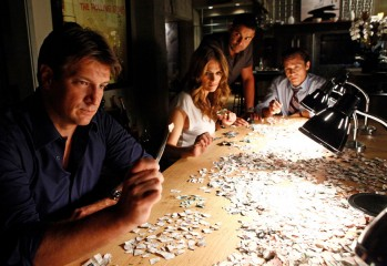 Castle Fifth Season DVD
