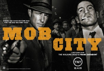 Mob City Tease Art
