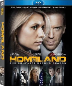 homeland season two cover 252x300 Blu Ray New Releases Rundown Early Sept. 2013