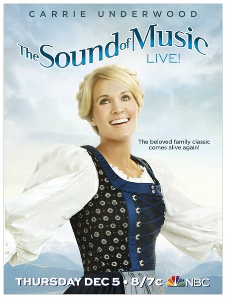 sound of music poster New Cast Added To Sound Of Music Plus A Snazzy Poster