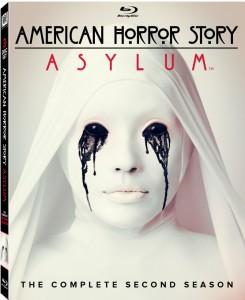 American Horror Story Asylum Blu-Ray Cover