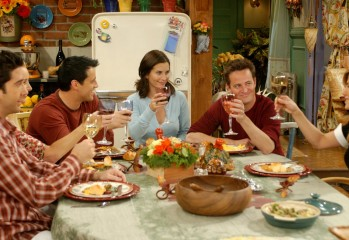 TBS Friends Thanksgiving TV