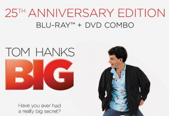 Big 25th Anniversary Blu-Ray Giveaway