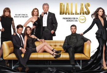 Dallas TNT Season 3 key art