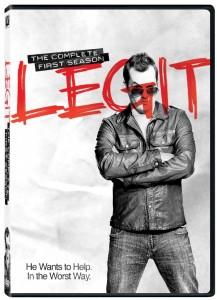 Legit Season One DVD cover